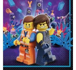 Serwetki Anagram Lego movie...