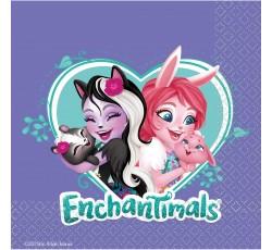 Serwetki Enchantimals,...