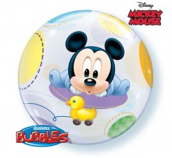 "Balon foliowy 22"" QL Bubble..."