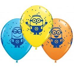 "Balon QL 11"" Minions"