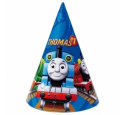 Czapeczki urodzinowe Tomek...