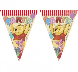 """Banner """"Winnie Alphabet"""",..."""