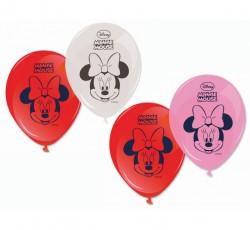 """Zestaw """" 8 balonów """"Minnie..."""