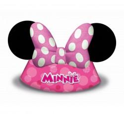 """Czapeczki papierowe """"Minnie..."""