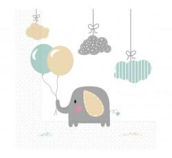 Serwetki papierowe Elephant...
