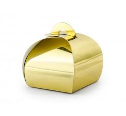 Pudełeczka, złoty,...