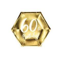 Talerzyki 60th Birthday,...