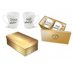 Wedding Gold Nowy - zestaw...