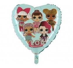 """Balon foliowy Grabo 18"""" LOL"""