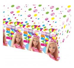 Obrus plastikowy Barbie...