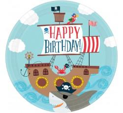 Talerzyki Ahoy Birthday 23...