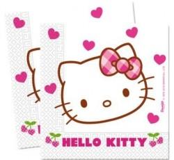 """Serwetki - """"Hello Kitty..."""