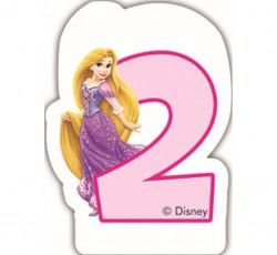 "Świeczka Disney ""Princess 2"""