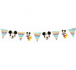 Banner Mickey Awesome...