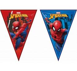 """Banner """"Spiderman Team Up"""",..."""