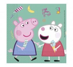 Serwetki Peppa Pig 33x33...