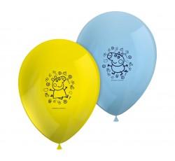 Zestaw 8 balonów Peppa Pig...
