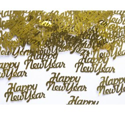 Konfetti Happy New Year,...