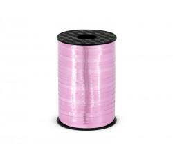 Wstążka plastikowa, różowy,...