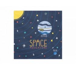 Serwetki Kosmos, 33x33cm (1...