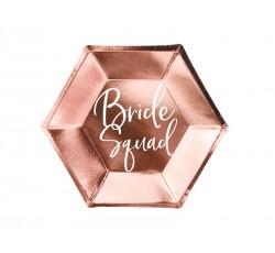 Talerzyki Bride squad,...