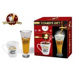 Women's Gift - zestaw kubek...