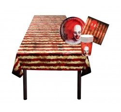 Zestaw stołowy Horror Clown...